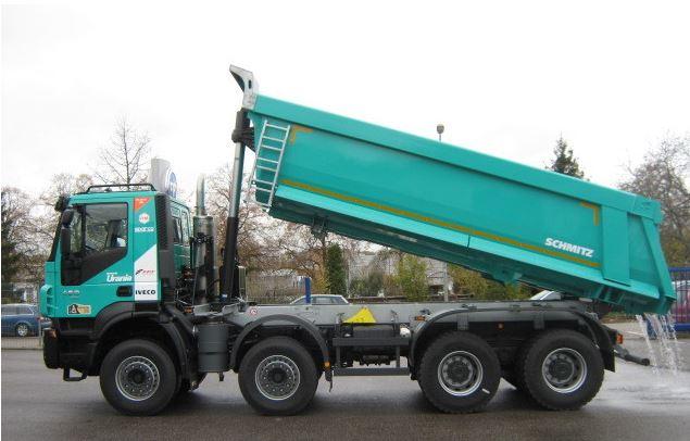 Prodej nákladních vozů IVECO