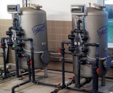 Filtry pro čistotu vody