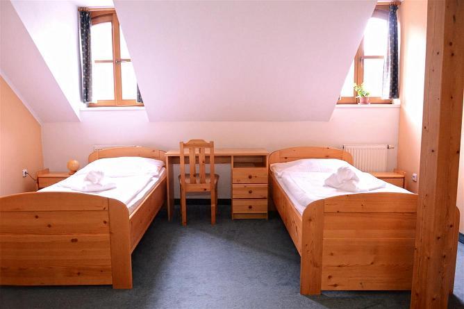 Ubytování v centru Jihlavy - penzion, rodinné pobyty