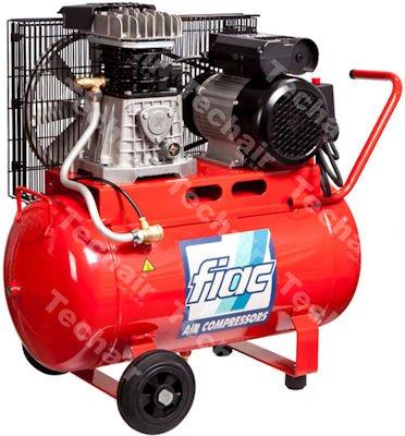 Kompresory FIAC mazací olejem