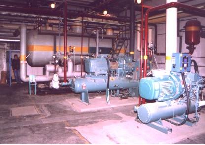 Instalace chlazení a klimatizace