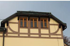 Dřevěná okna VEKRA