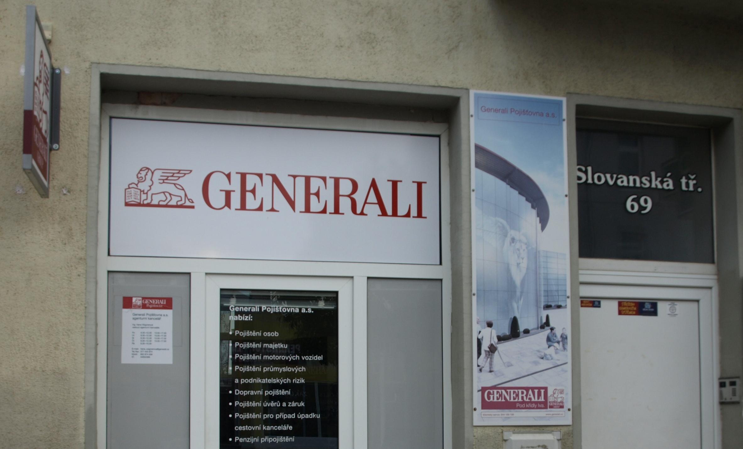 Pojišťovna Generali Plzeň