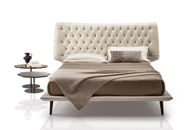 Diamante - luxusní postel prodej Praha