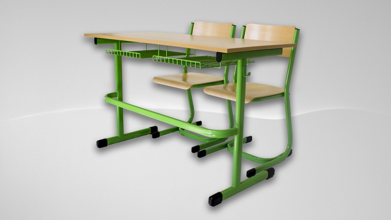 Školní lavice od českého výrobce TEROM