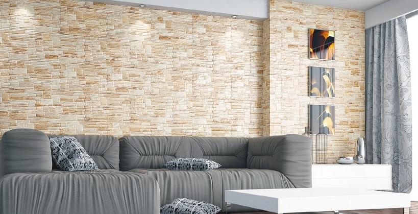 Obložení stěn kamenem