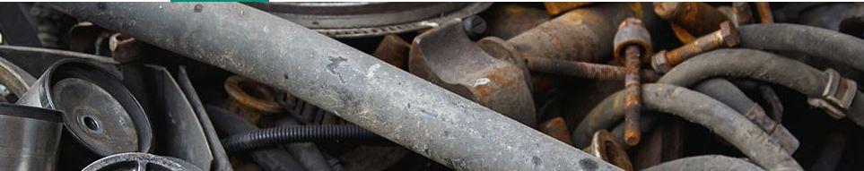 Výkup druhotných surovin - železo