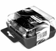 Škoda Favorit - servisní krabičky