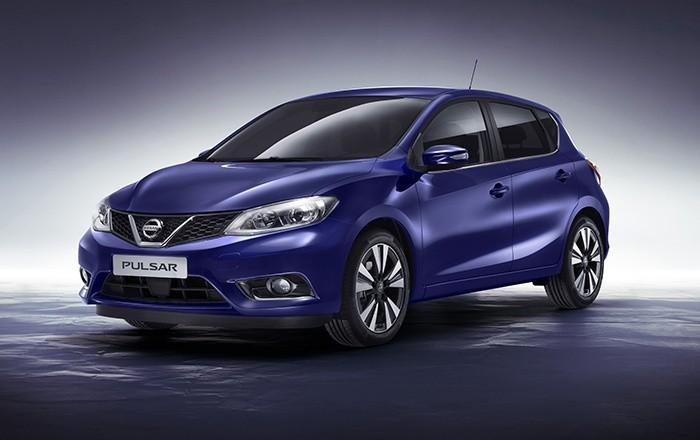 Prodej - nový moderní, silný Nissan Pulsar, Qashqai, Juke