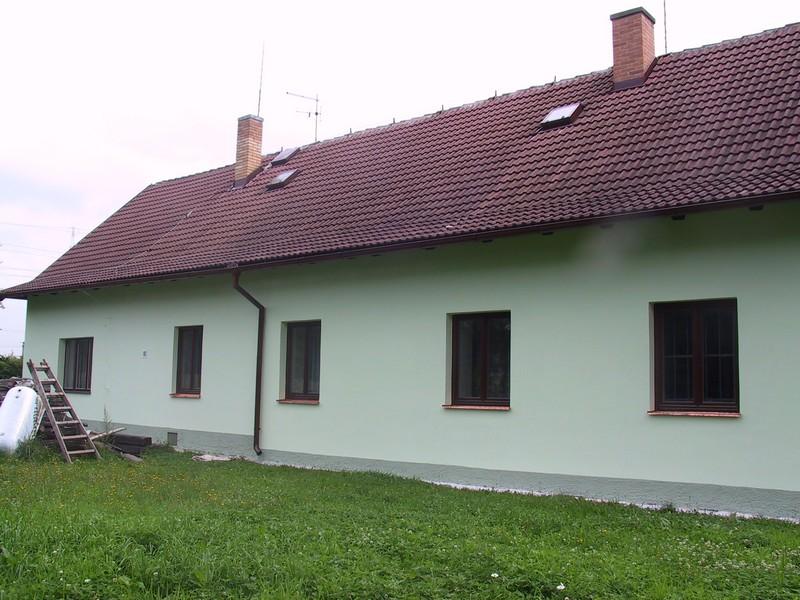 Zateplování fasád Plzeň