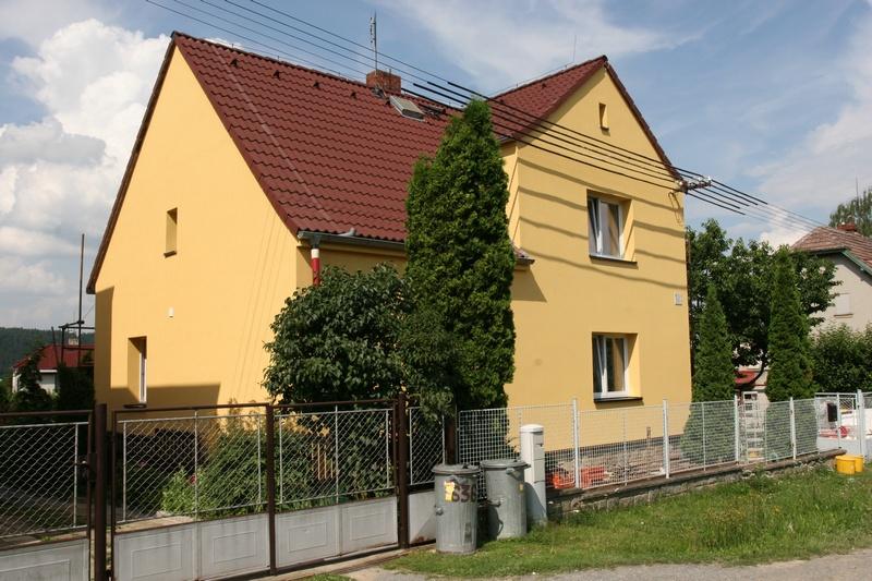 Opravy fasád Plzeň