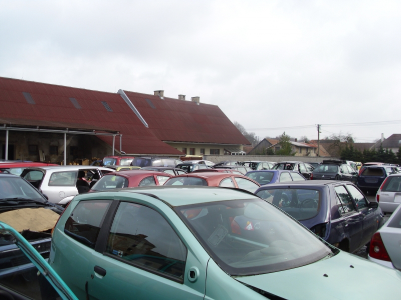 Výkup havarovaných aut