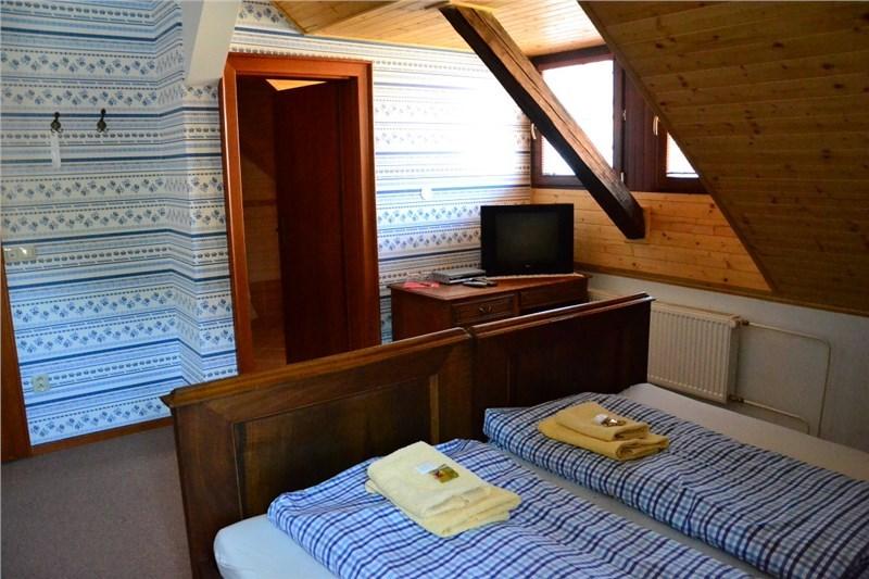 Ubytování Horní Bečva, Beskydy