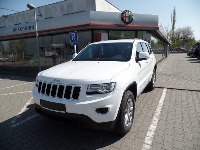 Jeep Grand Cherokee Ostrava - skladové a předváděcí vozy za speciální ceny