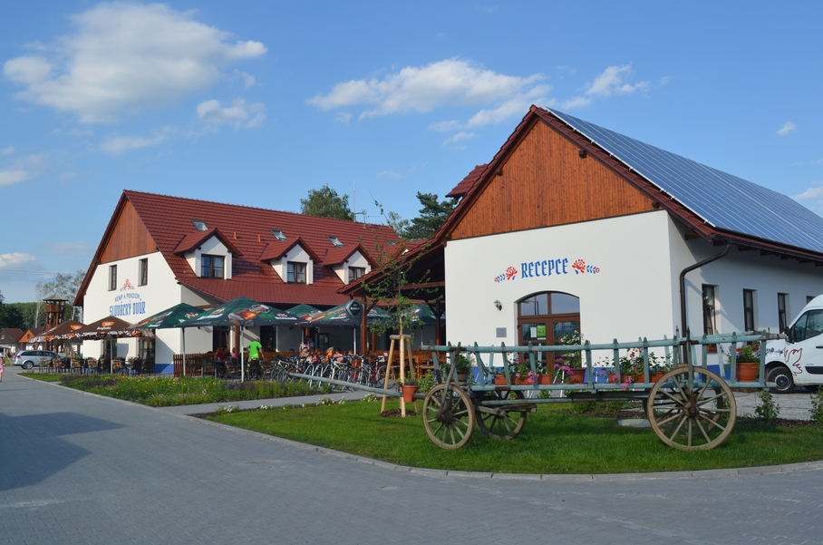 Kemp a penzion Slovácký dvůr