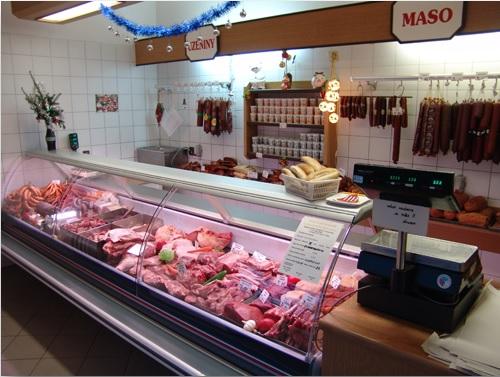 Jatka Žatec - prodej čerstvého masa i výroba masných výrobků