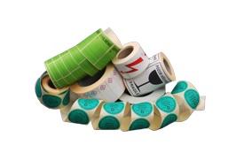 Výroba samolepicích etiket Velim -  tisk na lesklý i matný papír, potisk v 5-ti barvách