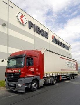 přeprava zboží v Evropě a Asii