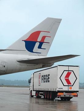 národní i mezinárodní doprava zásilek