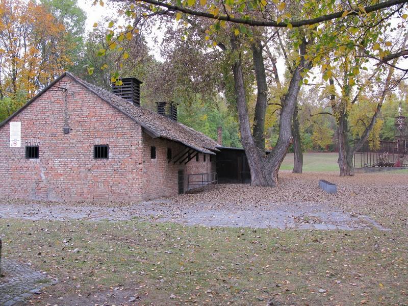 Krematorium Litoměřice je součástí Památníku Terezín