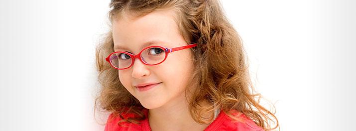 Dětské brýlové obruby Praha 9 - dětské brýle ACTIVE za výhodnou cenu 1190 Kč