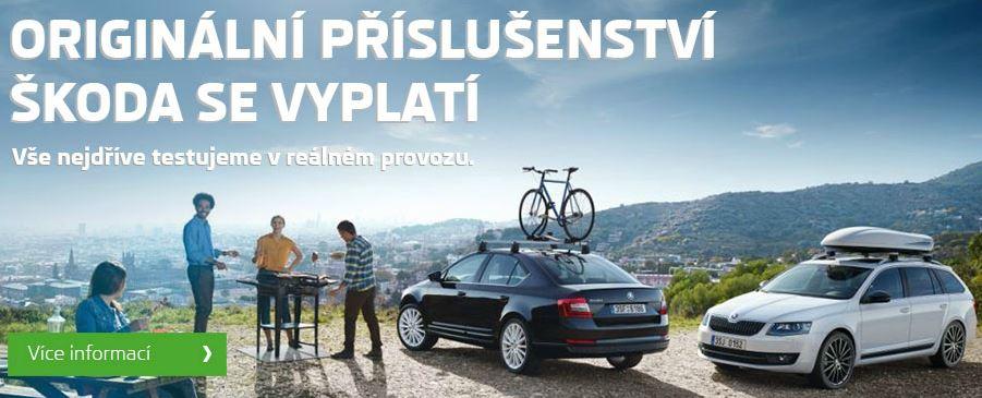 Škoda E-shop - doplňky a výbava pro Váš vůz Škoda