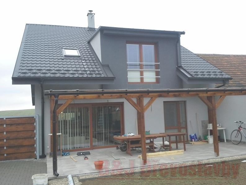 Dřevostavby, nízkoenergetické domy-bydlení s nízkými provozními náklady