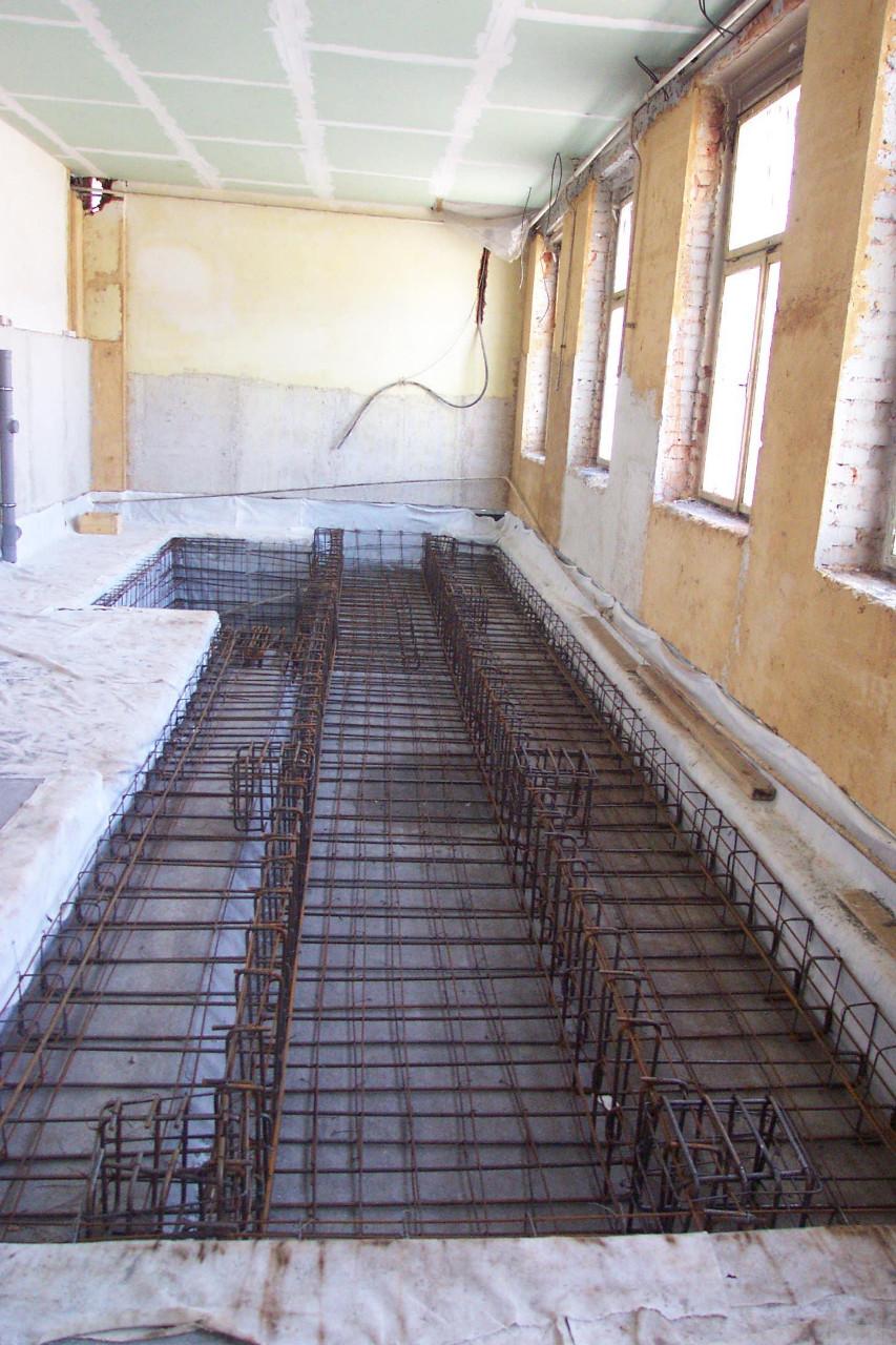 Rekonstrukce staveb Plzeň