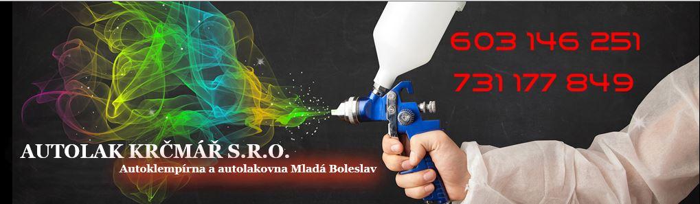 Autolakovna s kompletním servisem lakování Mladá Boleslav