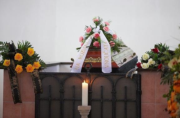 Naše pohřebnictví respektuje veškeré vaše požadavky