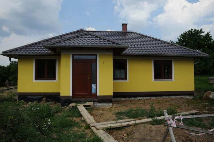 Sendvičová dřevostavba Uherské Hradiště