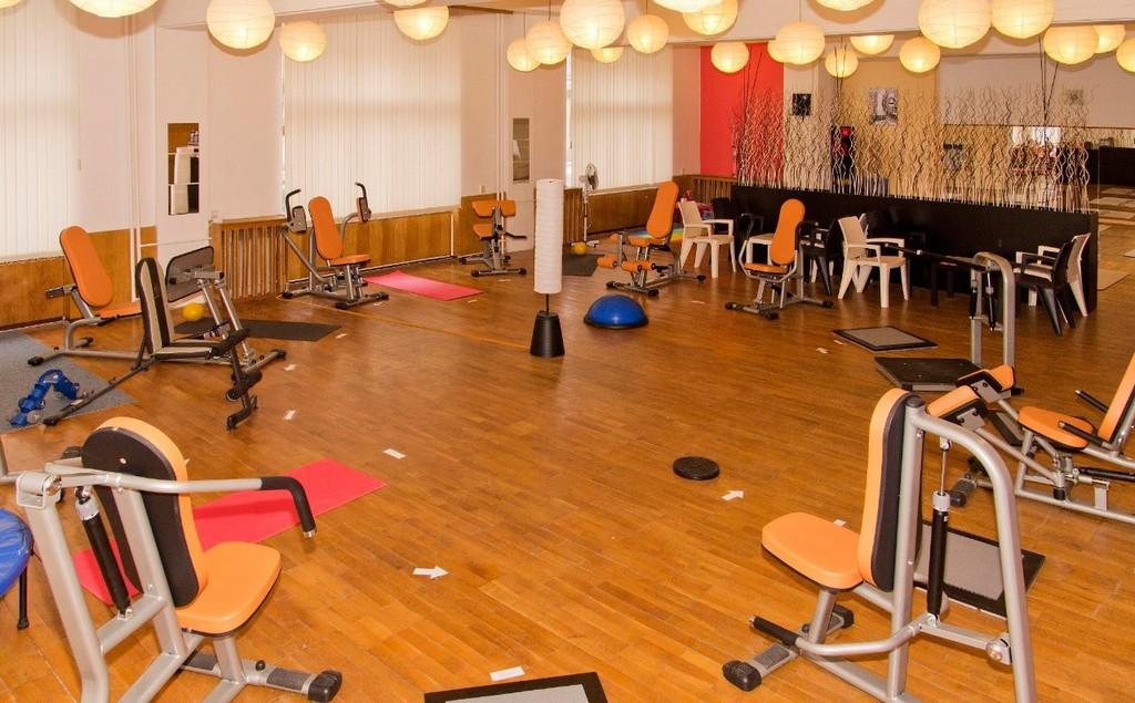 Posilovna HradecKrálové - nový moderní fitness trend
