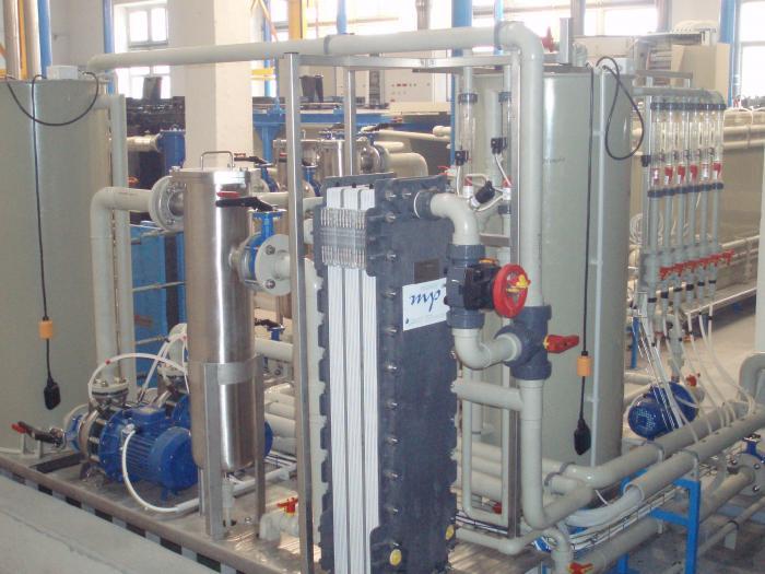 Zařízení pro čištění vody