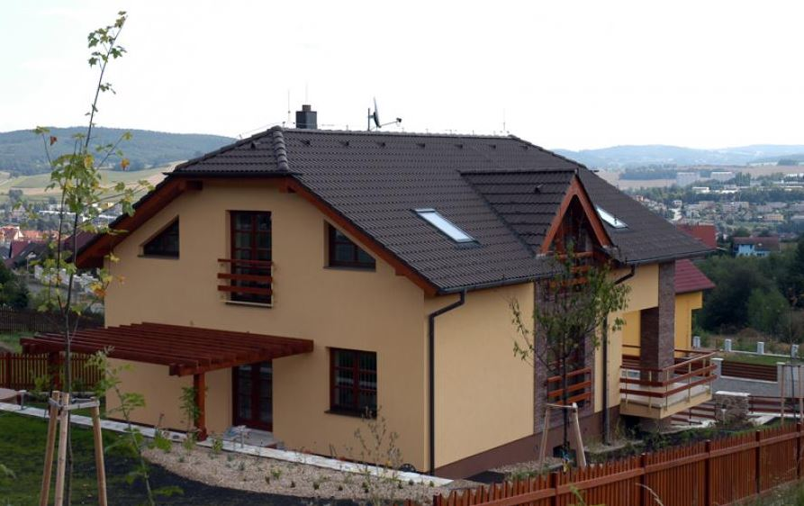 Střechy a krovy na klíč Sedlčany