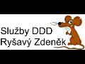 Dezinfekce, dezinsekce, deratizace Hradec Králové