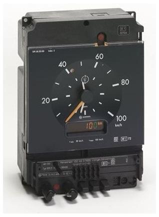 repasované analogové tachografy