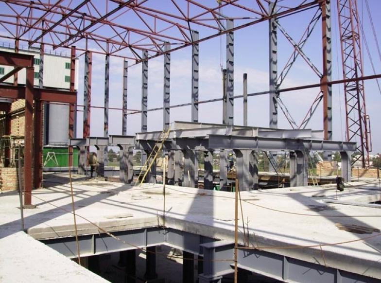 Výroba ocelové konstrukce s dlouholetými zkušenostmi