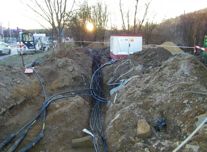 Distribuce plynu nabízí společnost ELEKTROMONTÁŽE