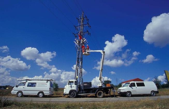 Komplexní služby v oblasti elektromontáže
