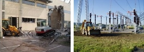stavební činnost