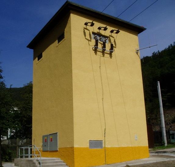občanské stavby a stavba inženýrských sítí