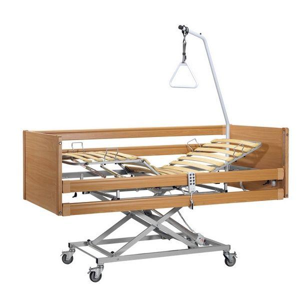 Zdravotní pomůcky - polohovací elektrická postel, pronájem | Liberec