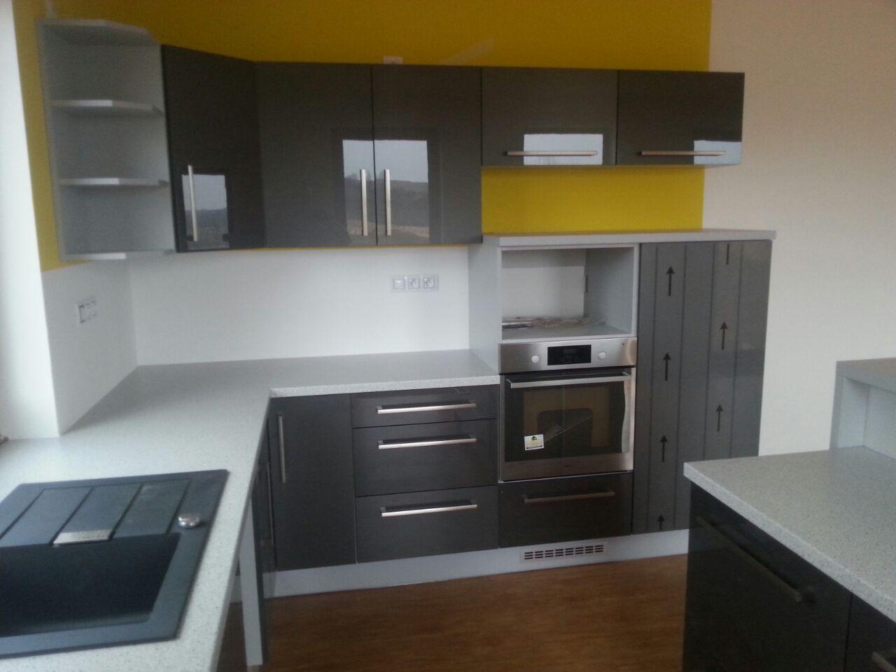 Kuchyně na zakázku, výroba kuchyňských linek a nábytku - grafický návrh