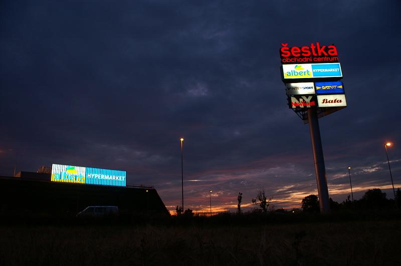 Neonová reklama výroba Praha