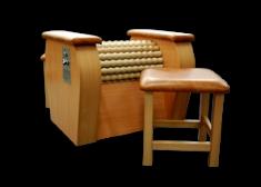 Masážní stroj Rolletic-pro zpevnění těla, zadečku, bříška