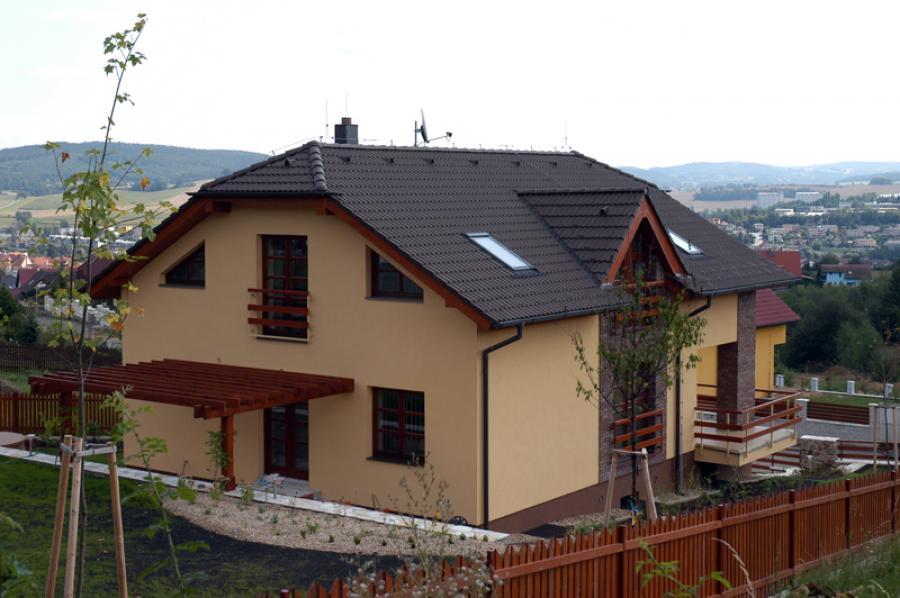 Střechy pro novostavby   Sedlčany