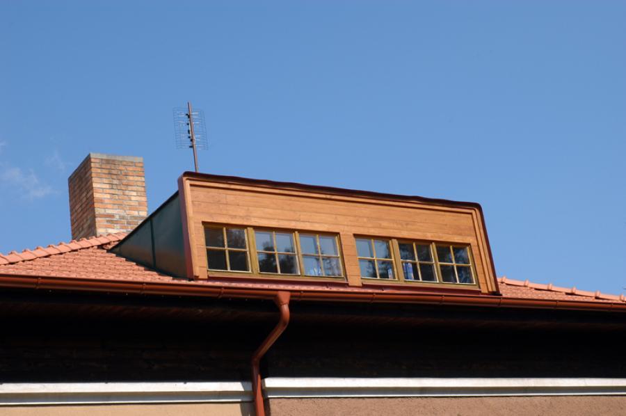 Rekonstrukce střech   Sedlčany