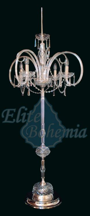 Czech crystal chandeliers production | Semily, the Czech Republic