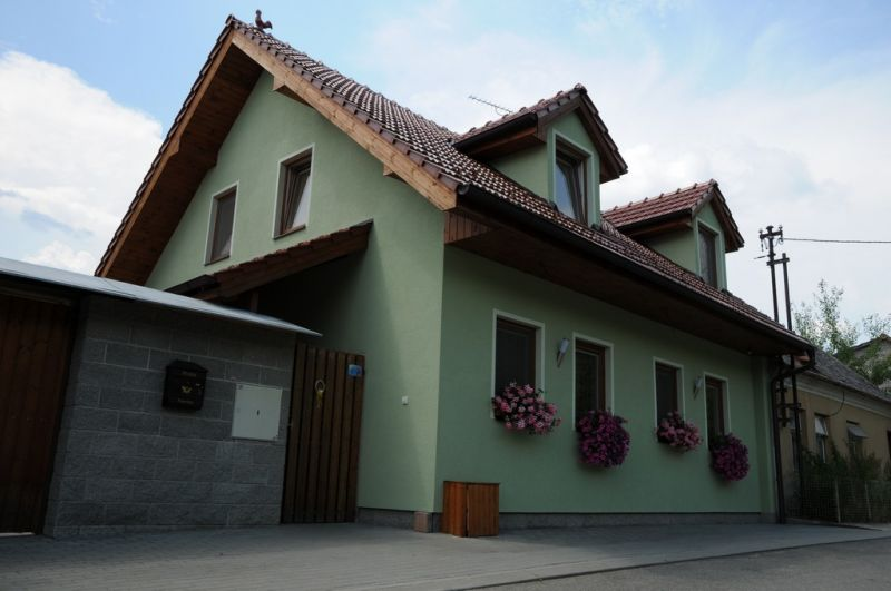 Sandwich Holzhäuser, Familienhäuser aus Holz vom tschechischen Unternehmen in Österreich