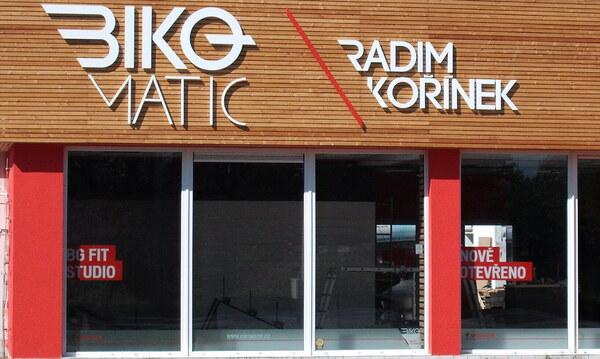 plastické 3D označení Olomouc